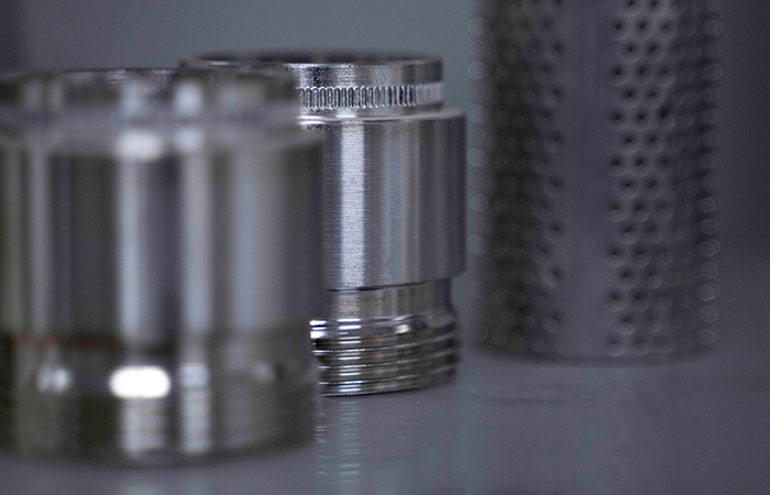 applications of dull tin process